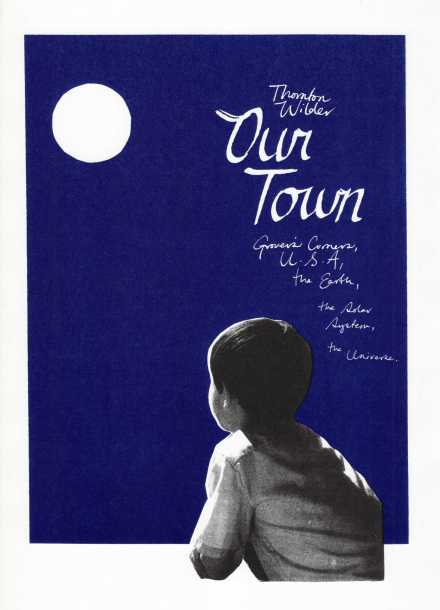Our town poster by emma d
